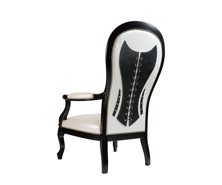 Fauteuil French Cancan Maro