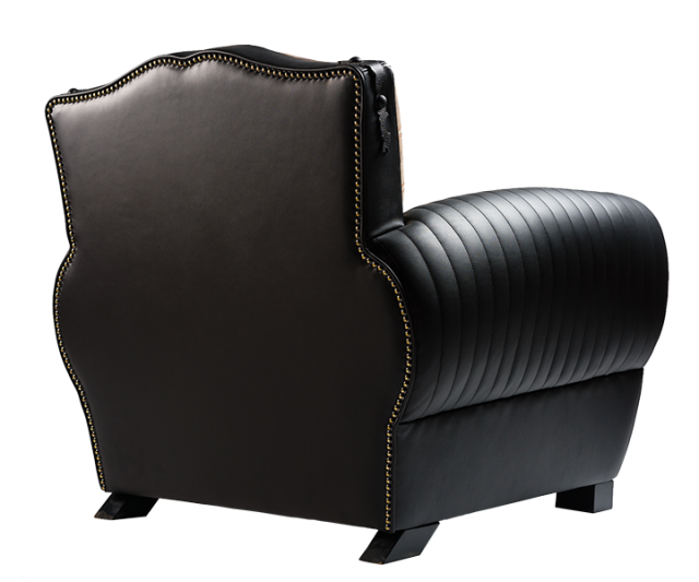 fauteuil moustache maro. Black Bedroom Furniture Sets. Home Design Ideas